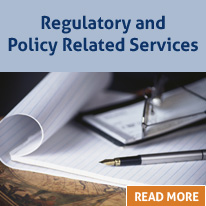 Regulatory and Policy Related Services